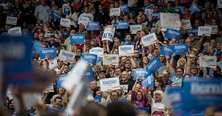 Sanders Rally