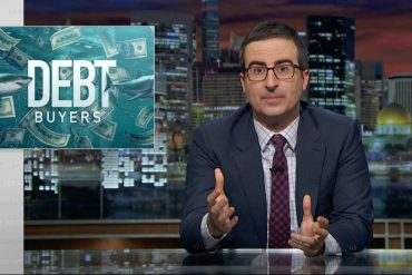 John Oliver: Debt